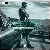 Armin van Buuren & Garibay - I Need You (feat. Olaf Blackwood) portada