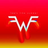 Feels Like Summer - Weezer Cover Art