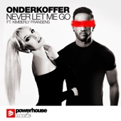 Never Let Me Go (feat. Kimberley Fransens) [Radio Edit]