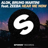 Alok & Bruno Martini - Hear Me Now (feat. Zeeba) artwork