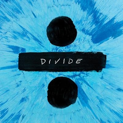 Ed Sheeran ÷ (Deluxe) Album Cover