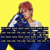 RAYE - The Line artwork