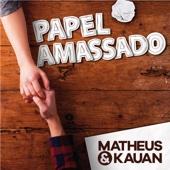 Matheus & Kauan - Papel Amassado (Na Praia 2 / Ao Vivo)  arte