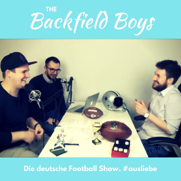The Backfield Boys Show Podcast