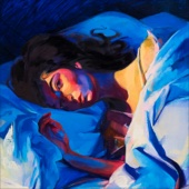 Lorde - Melodrama  artwork