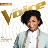 Wé McDonald - Wishes (The Voice Performance) artwork