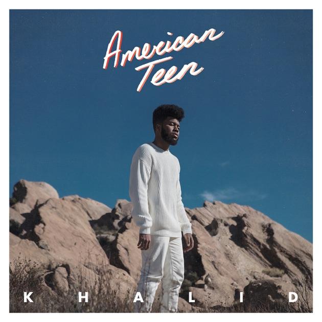 Amerian Teen Cover