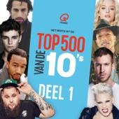 Verschillende artiesten - Qmusic Top 500 van de 10's, deel 1 (2017) kunstwerk