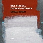 Bill Frisell & Thomas Morgan - Small Town  artwork