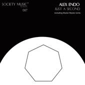 Alex Endo - Just a Second (Master Master Remix)  artwork