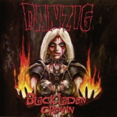 Black Laden Crown - Danzig
