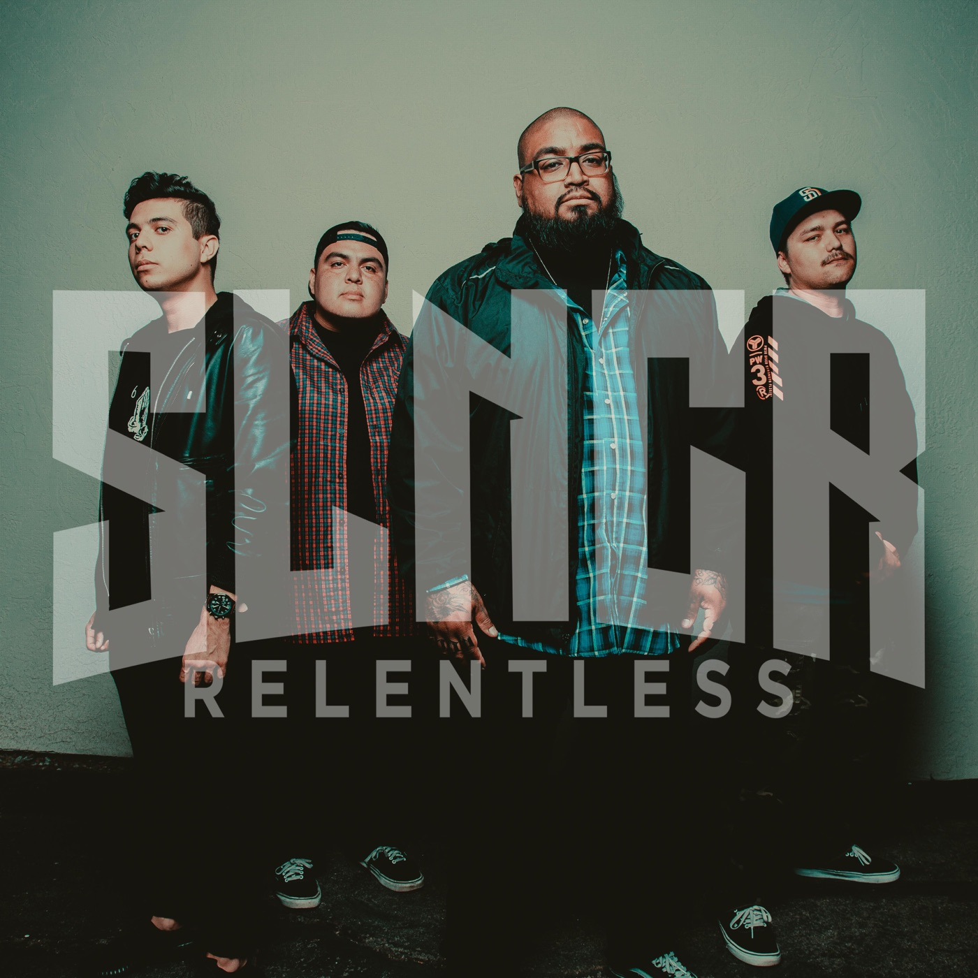 SLNCR - Relentless [single] (2017)