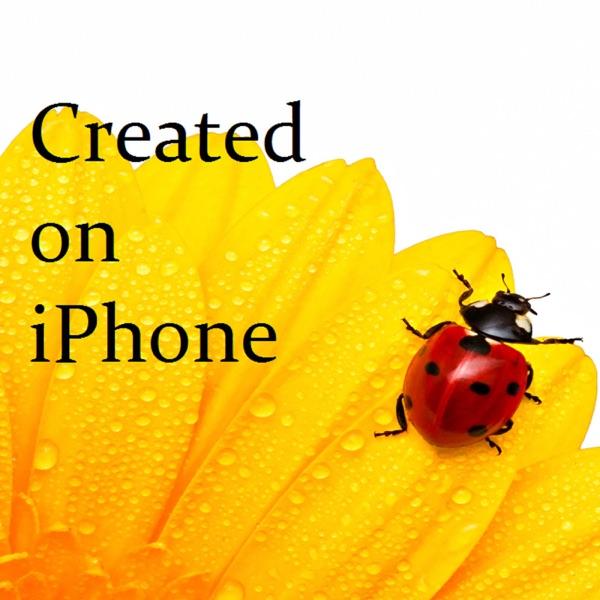 Created on iPhone
