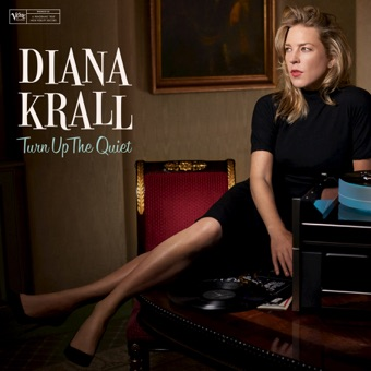 Diana Krall – Turn Up the Quiet [iTunes Plus AAC M4A]