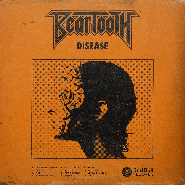 Beartooth - Disease (2018)