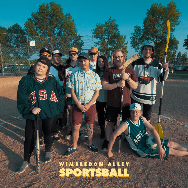Wimbledon Alley - Sports Ball [EP] (2018)