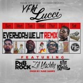 Everyday We Lit (feat. PnB Rock, Lil Yachty & Wiz Khalifa) [Remix]