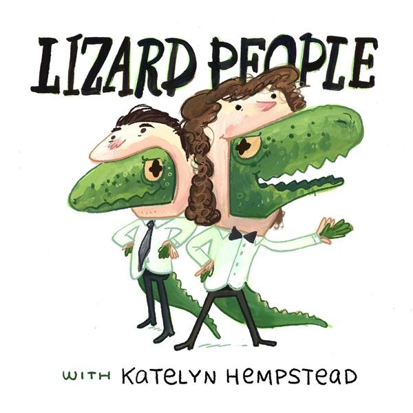 Lizard People: Comedy & Conspiracy Theories