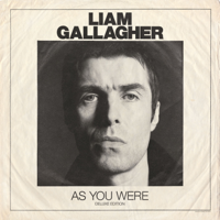 Liam Gallagher - As You Were (Deluxe Edition) artwork