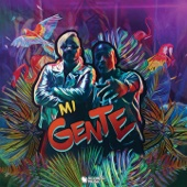 J Balvin & Willy William - Mi Gente illustration