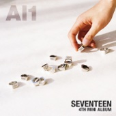 Seventeen 4th Mini Album 'Al1' - EP - SEVENTEEN Cover Art