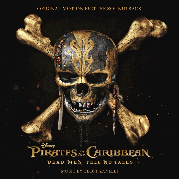 Geoff Zanelli – Pirates Of The Caribbean: Dead Men Tell No Tales OST [iTunes Plus]