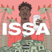 21 Savage - Issa Album  artwork