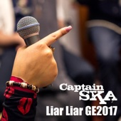 Captain Ska - Liar Liar Ge2017 artwork