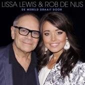 Lissa Lewis & Rob de Nijs - De Wereld Draait Door artwork