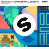The Boy Next Door & Fresh Coast - La Colegiala (feat. Jody Bernal) artwork