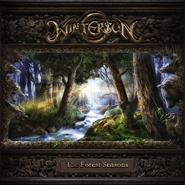 Wintersun - The Forest Seasons (Limited Edition) (2017)
