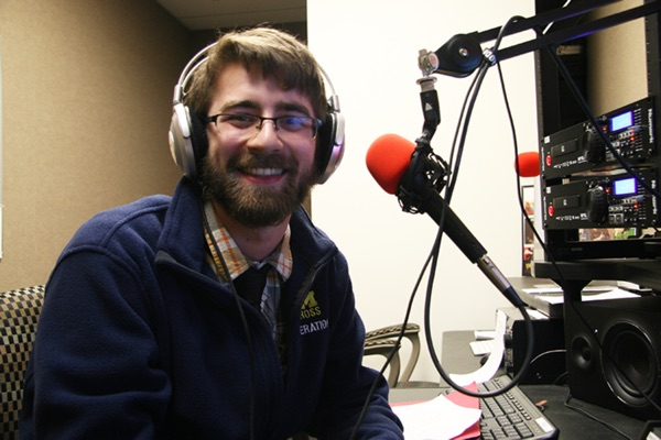 WCC's Orchard Radio With Eric Black