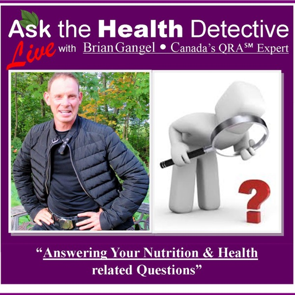 ASK The Health Detective LIVE