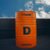 MONATIK - Vitamin D artwork