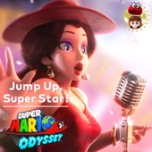 Jump Up, Super Star!/The Super Mario Players feat.Kate Davisジャケット画像