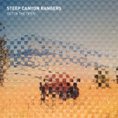 Steep Canyon Rangers - Out in the Open  artwork