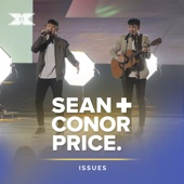 Sean & Conor Price - Issues (X Factor Recording) artwork