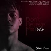 Alix Cage - Don't Believe Me artwork