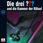 190/und die Kammer der Rätsel - Die drei ???