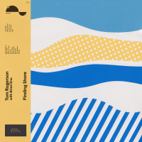 Tom Rogerson with Brian Eno - Finding Shore artwork