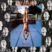 Def Leppard - High 'n' Dry  artwork