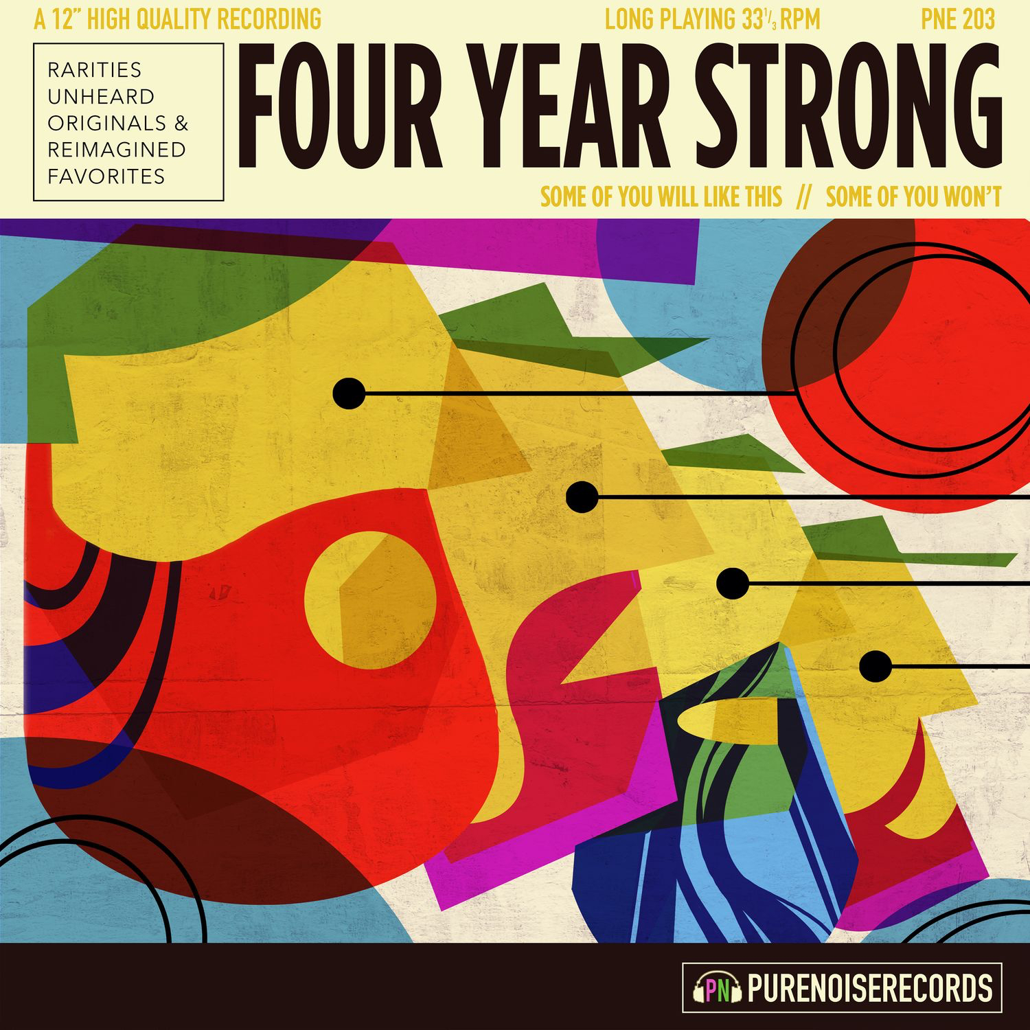 Four Year Strong - Some of You Will Like This, Some of You Won't (2017)
