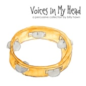 Billy Hawn - Voices in My Head: A Percussive Collection  artwork