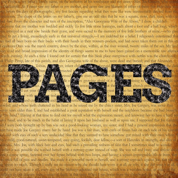 Pages: A Podcast About Books