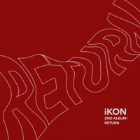 iKON - RETURN -KR EDITION- artwork
