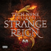 Tech N9ne Collabos - Strange Reign (Deluxe Edition)  artwork