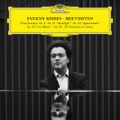 Evgeny Kissin - Beethoven: Piano Sonatas & Variations (Live)  artwork
