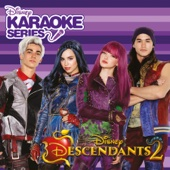 Disney Karaoke Series: Descendants 2 - EP - Descendants 2 Karaoke Cover Art