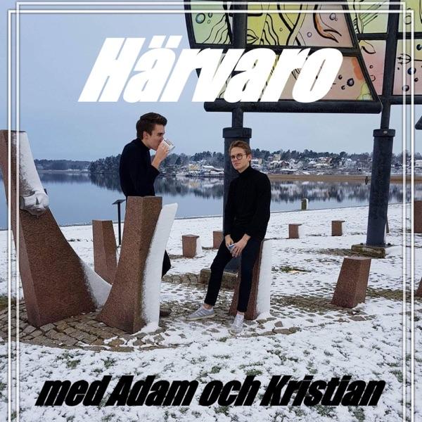 Härvaro med Adam och Kristian