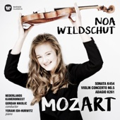 Mozart: Violin Concerto No. 5 - Violin Sonata No. 32
